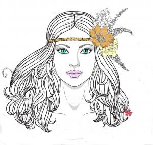 disegno-viso